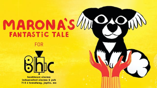 Bookhouse Cinema presents MARONA'S FANTASTIC TALE