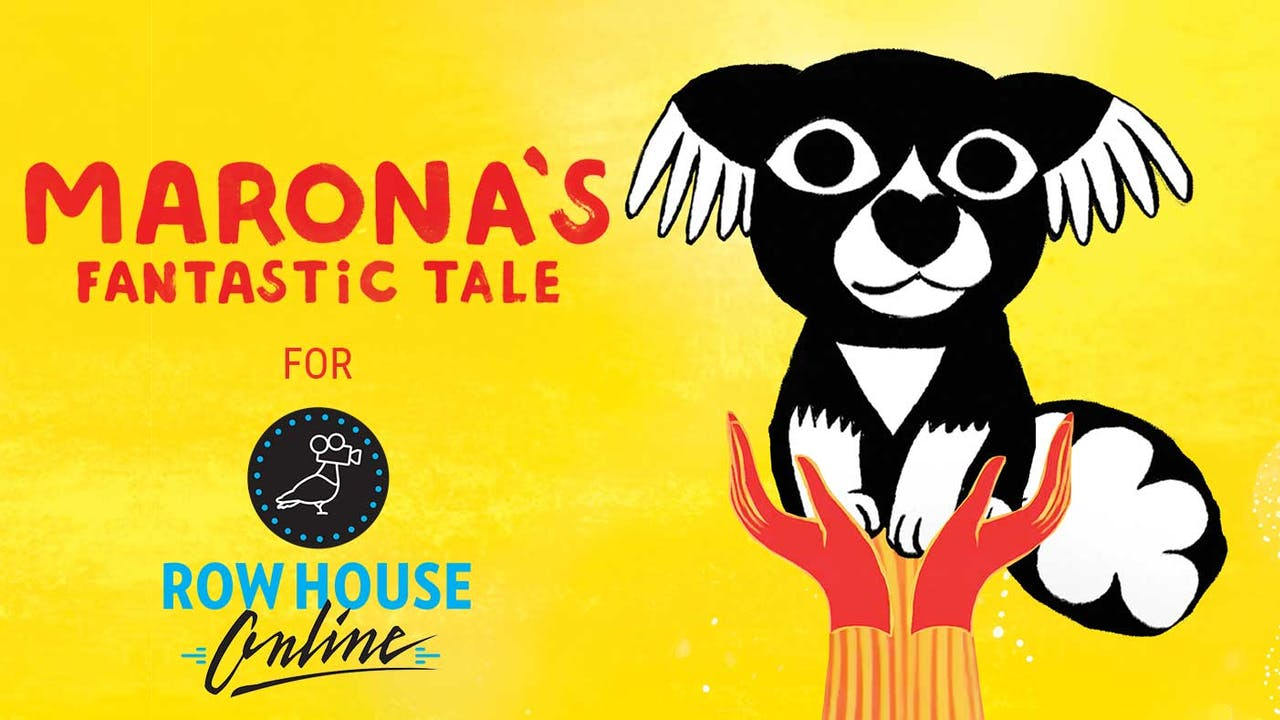 Row House Cinema presents MARONA'S FANTASTIC TALE