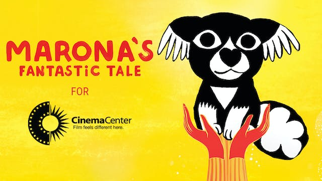 MARONA'S FANTASTIC TALE for Fort-Wayne Cinema