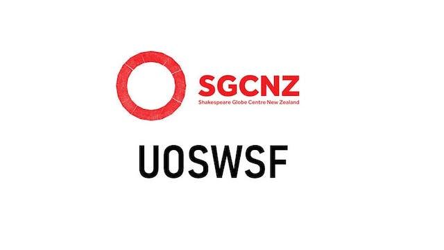 SGCNZ University of Otago Sheilah Winn Shakespeare Festival ('19, '18, '17, '16)