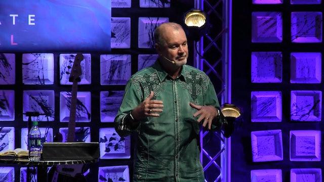 Session 2 - Tom Jones - Cultivate Revival San Antonio