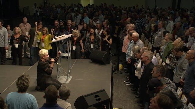 Session 1 - Heidi Baker - Voice of the Apostles 2019