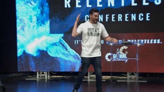 Session 8 - Richie Seltzer - Relentless 2020