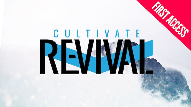 Cultivate Revival Albuquerque   First Access Package   March 1–4 2017