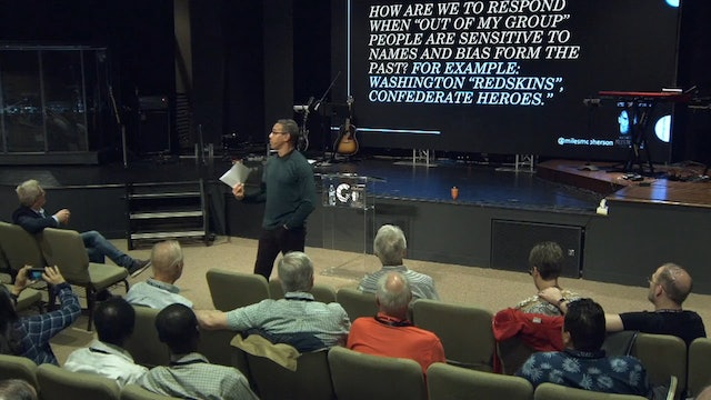 Session 9 - Miles McPherson - Signs and Wonders and Church Growth