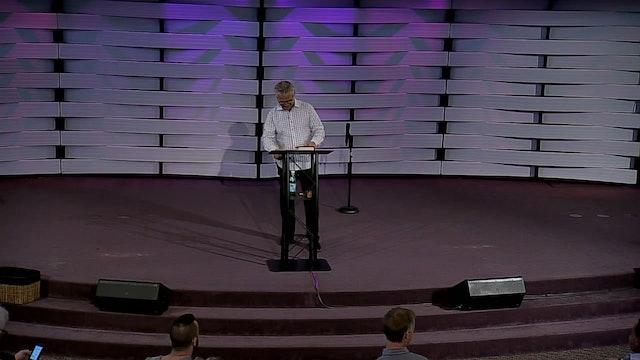 Session 3 - Bill Johnson - Cultivate Revival Orlando