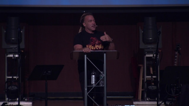 Session 11 - Todd White - Cultivate Revival NYC