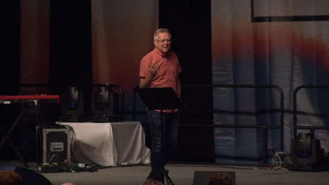 Session 2 - Dr. Randy Clark - There is More 2018