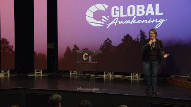 Session 22 - Charity Cook - Empowered Mechanicsburg
