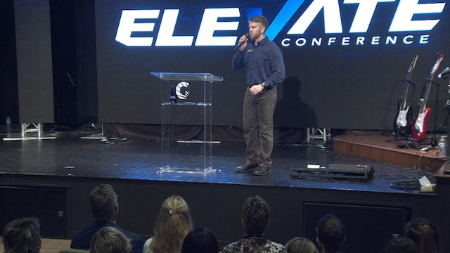 Session 3 - Tom Holloway - Elevate 2019