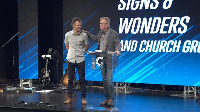 Session 13 - Randy Clark - Signs and Wonders and Church Growth