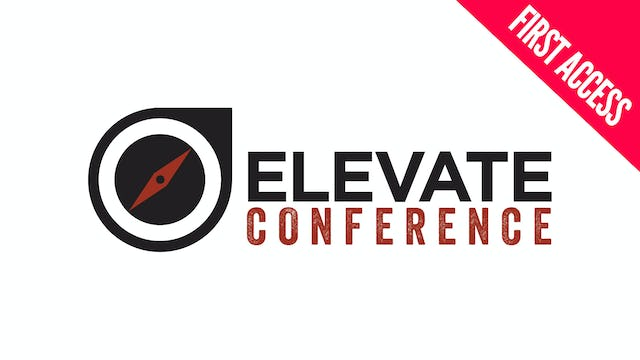 Elevate   First Access Package   June 8-10 2017