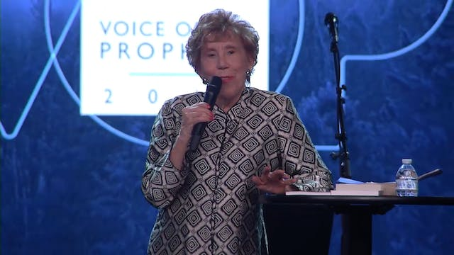 Session 7a - Marilyn Hickey - VOP 2018