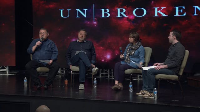 Unbroken Session 10 Speaker Q&A