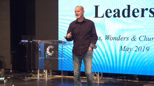 Session 2 - Tom Jones - Signs and Wonders and Church Growth