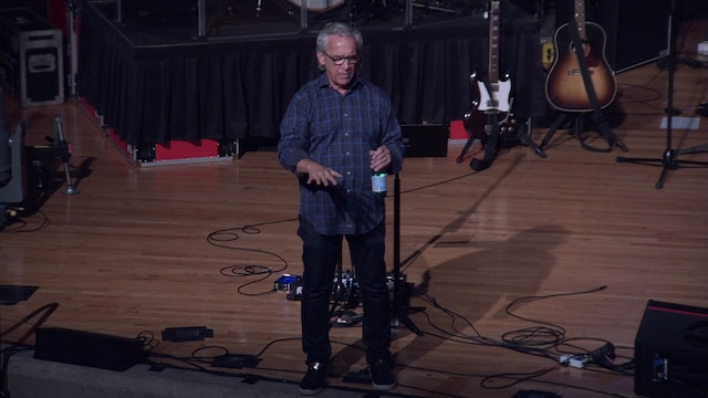 Session 10 - Bill Johnson - Cultivate Revival NYC