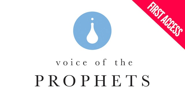 Voice of the Prophets 2018 | First Access Package | April 11–14 2018