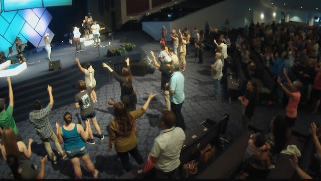 Lindy Conant Worship: Rise Conference Session 1