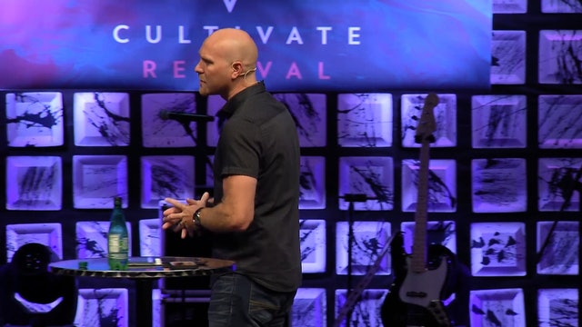 Session 7 - William Wood - Cultivate Revival San Antonio