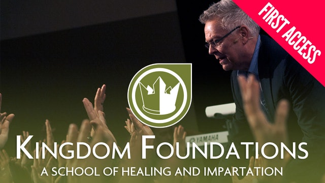 Kingdom Foundations | First Access | Nov 6–9, 2019