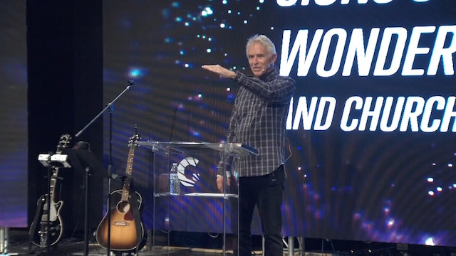 Session 11 - Charles Stock - Signs and Wonders and Church Growth