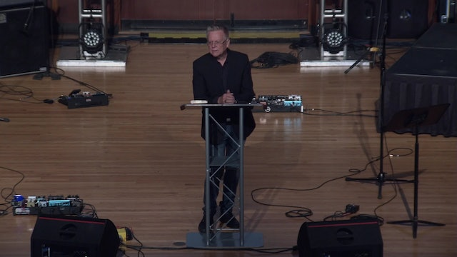 Session 1 - Dr. Randy Clark - Cultivate Revival NYC