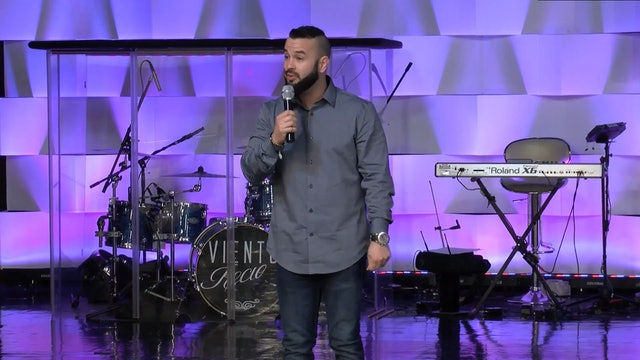 Storming the Gates of Hell - Justin Allen - Cultivate Revival West Palm Beach