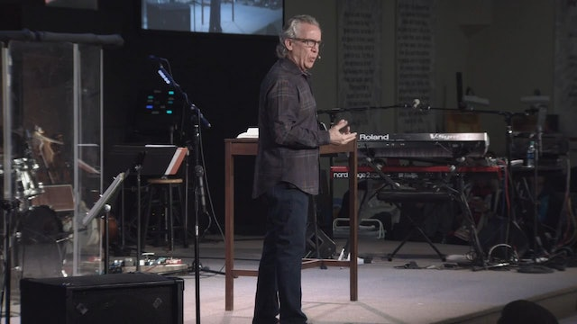 Keep the Fire Burning - Bill Johnson - Cultivate Revival Albuquerque