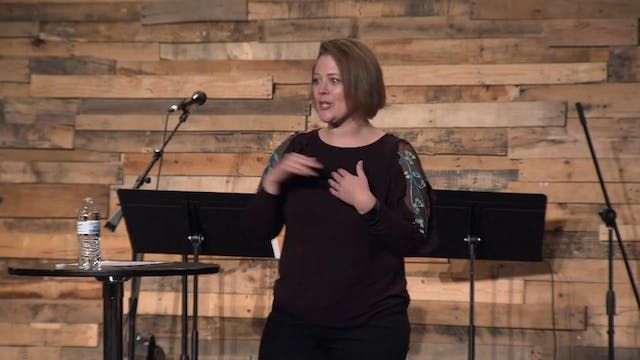 Session 17 - Charity Cook - Empowered...
