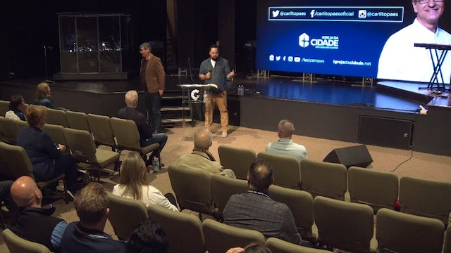 Session 4 - Carlito Paes -Signs and Wonders and Church Growth