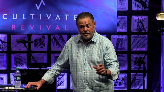 Session 8 - Rodney Hogue - Cultivate Revival San Antonio