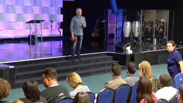 Power of the Testimony - Randy Clark - Cultivate Revival West Palm Beach