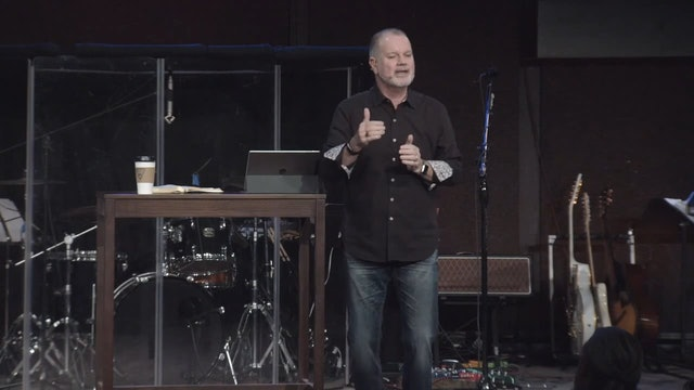 Testimonies That Create Hunger  - Tom Jones - Cultivate Revival Albuquerque