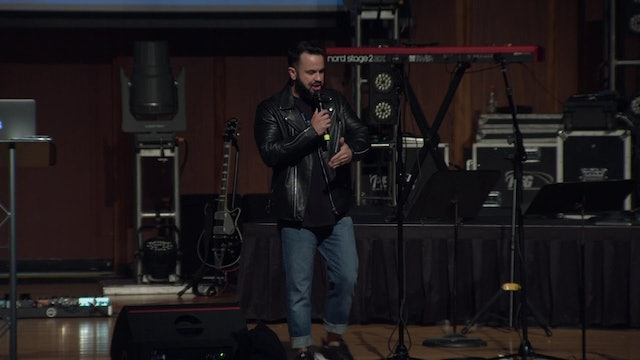 Session 14 - Justin Allen - Cultivate Revival NYC