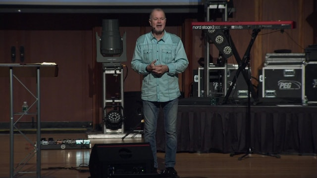 Session 2 - Dr. Tom Jones - Cultivate Revival NYC