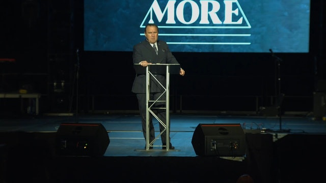 Session 1  - Rodney Howard Browne - There is More 2019