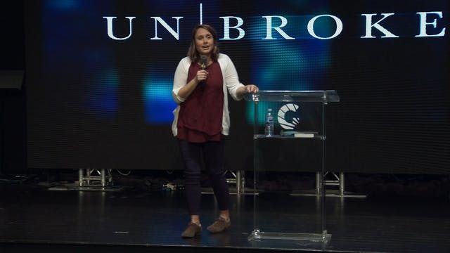 Unbroken Session 1 Katie Luse