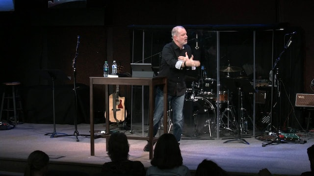 Hungry For A Fresh Move - Tom Jones - Cultivate Revival Albuquerque