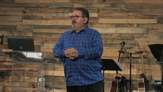 Healing PTSD (pt 1) - Mike Hutchings - Unbroken 2017