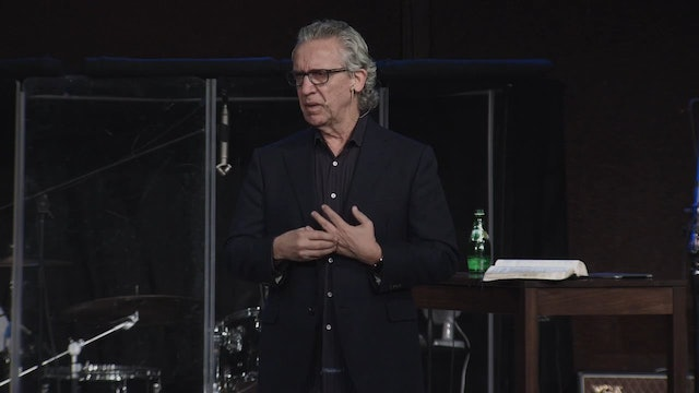Faith Shapes Understanding - Bill Johnson - Cultivate Revival Albuquerque