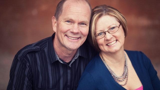 Power of Words - Steve & Wendy Backlund GSSM