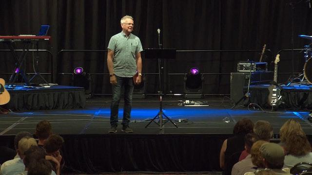 Session 1 - Randy Clark