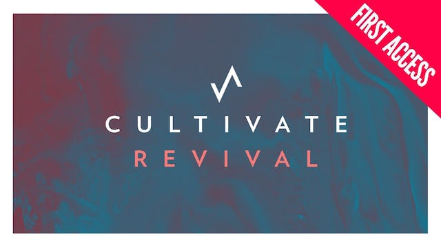 Cultivate Revival Springfield | First Access Package | Sep 13–16