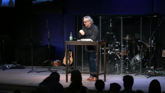 The Realm of Mystery - Bill Johnson - Cultivate Revival Albuquerque