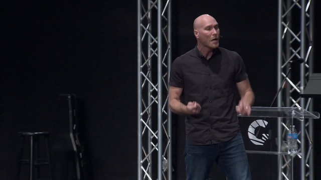 Session 1 - William Wood - Relentless 2019