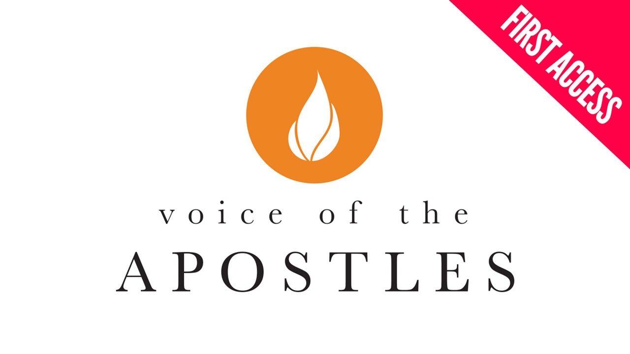 Voice of the Apostles 2017 | First Access Package | Oct 17–20 2017