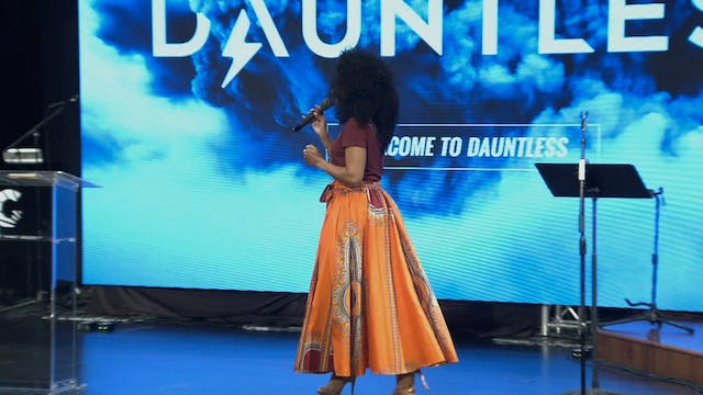 Session 2 - Demetria Stallings - Dauntless July 2019
