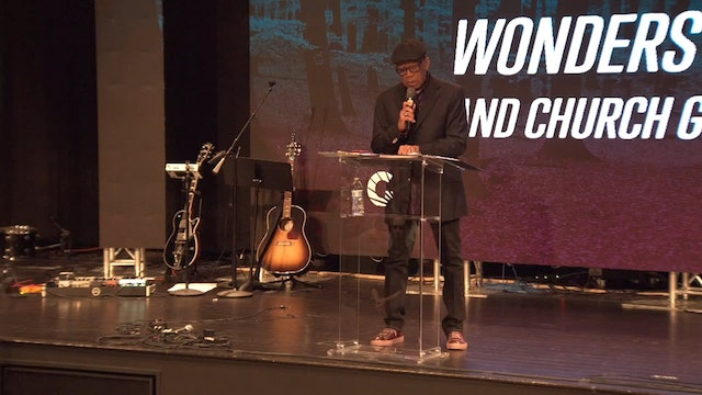 Session 8 - Bishop Joseph Garlington - Signs and Wonders and Church Growth