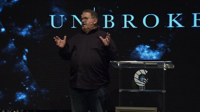 Unbroken Session 6 Dr. Mike Hutchings