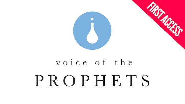 Voice of the Prophets 2017 | First Access Package | April 5–8 2017